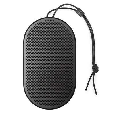 Bang & Olufsen Beoplay P2 Bluetooth Speaker With Microphone (Black)