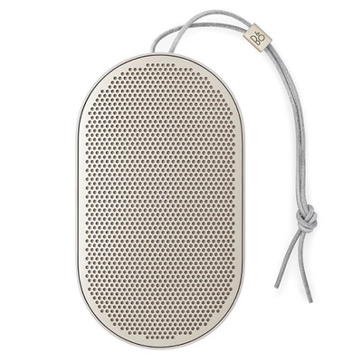 Bang & Olufsen Beoplay P2 Bluetooth Speaker With Microphone (Sand Stone)