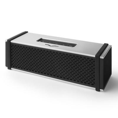 V-MODA Remix Portable Bluetooth Speaker (Silver)