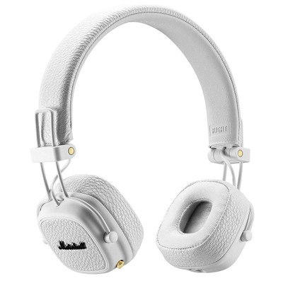 Marshall Major III Bluetooth Wireless On-Ear Headphones (White)