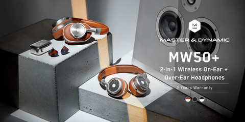Master & Dynamic MW50+ Review