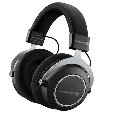 Beyerdynamic Amiron Wireless High-End Tesla Headphones (Black)