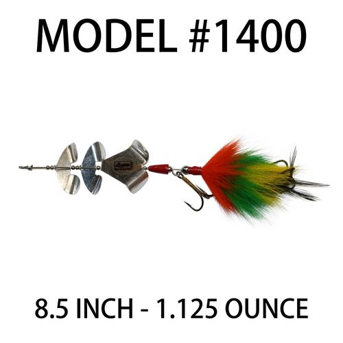 Model #1400 Buzz Bait