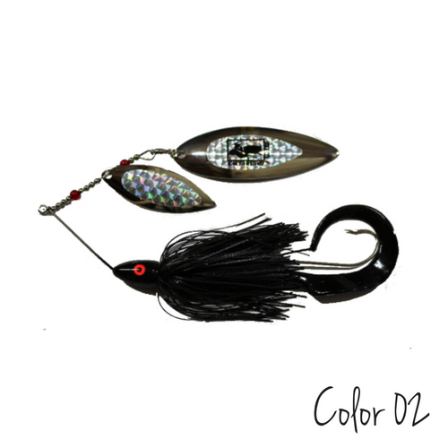 1.0 Ounce Double Willow Model, Color 02