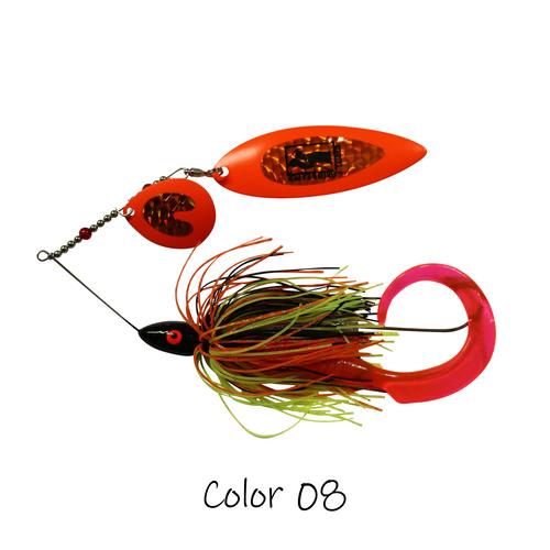 1.0 Ounce Tandem Model, Color 08