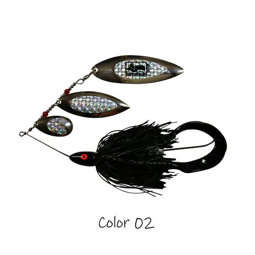 1.0 oz Triple Threat, Color 02