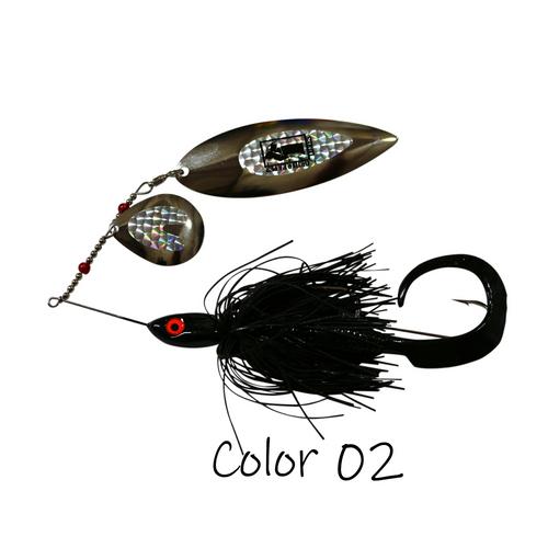 1.5 Ounce Boss Cat Model, Color 02