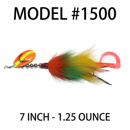 Model #1500 Inline Bucktail