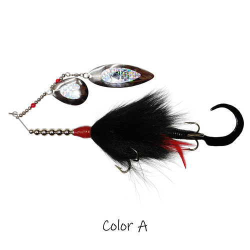 Model #950 Bucktail, Color A