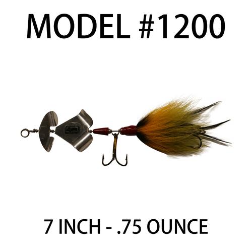 Model 1200 Buzz Bait