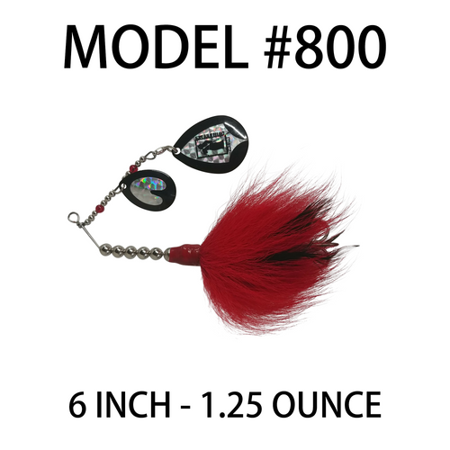 Model #0800 Tandem Bucktail