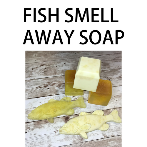 Fish Smell Away Soap
