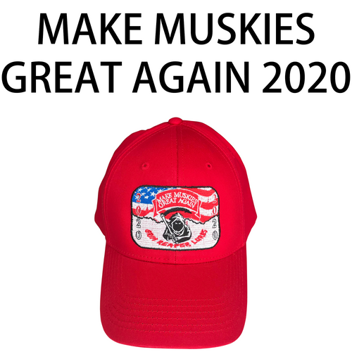 Make Muskies Great Again 2020 - LTD Edition
