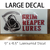 Large Grim Reaper Lures Decal