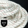"Windlass Anchor Rode 15' - 1/4"" Gal G4 Chain 1/2"" 3-Stand Nylon Rope"