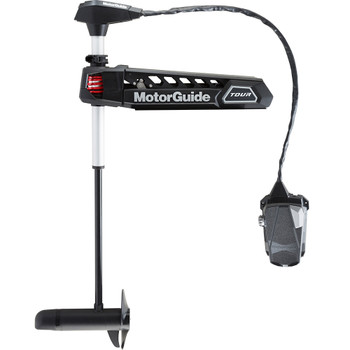 """MotorGuide Tour 109lb-45""""-36V HD+ Universal Sonar - Bow Mount - Cable Steer - Freshwater"""