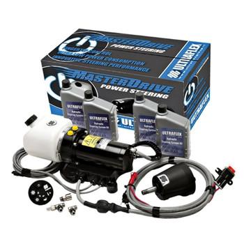 Uflex MD32T w/Tilt MasterDrive Retrofit Kit Steering System