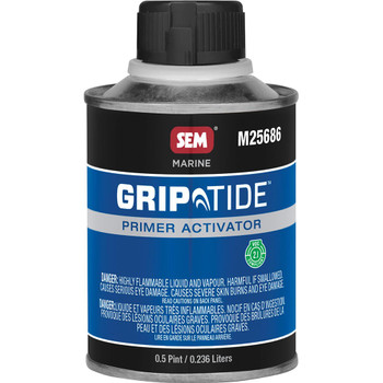 SEM GripTide Primer Activator - Half Pint