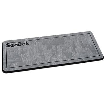 "SeaDek 14"" x 36"" 20mm Dual Density Small Helm Pad Storm Gray/Black Realtree Timber Pinline Smooth - 355.6mm x 914mm x 20mm"