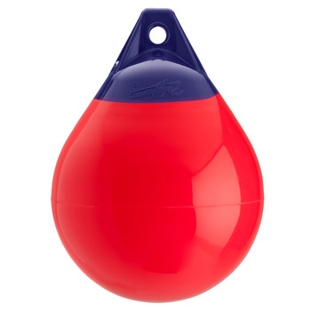 "Polyform A Series Buoy A-2 - 14.5"" Diameter - Red"