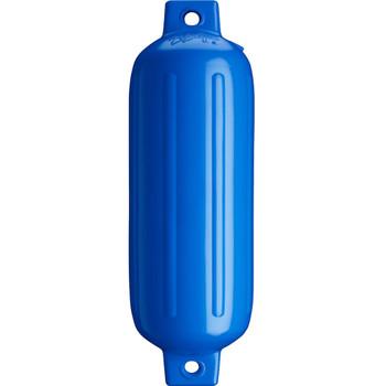 """Polyform G-4 Twin Eye Fender 6.5"""" x 22"""" - Blue"""