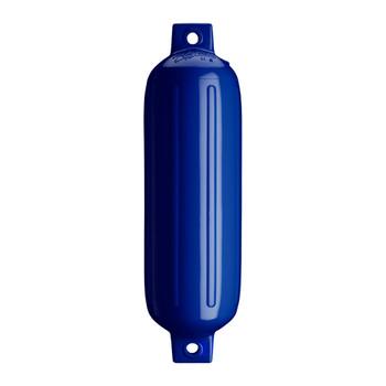 """Polyform G-4 Twin Eye Fender 6.5"""" x 22"""" - Cobalt Blue"""