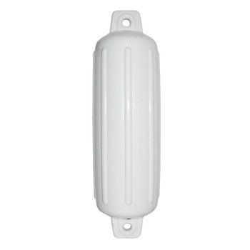 "Taylor Made Storm Gard 6.5"" x 22"" Inflatable Vinyl Fender - White"
