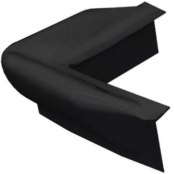 Dock Edge Dock Bumper Corner Dock Guard - Black