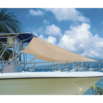 """Taylor Made T-Top Bow Shade 6'L x 90""""W - Sand"""