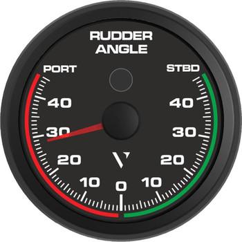 "Veratron Professional 85MM (3-3/8"") Rudder Angle Indicator f/NMEA 0183"