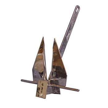 Dark Horse Marine Fluke Anchor Stainless Steel (22)