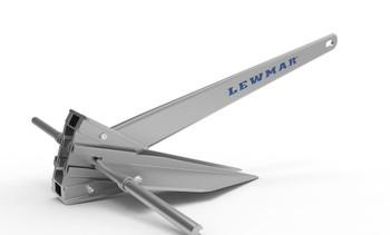 Lewmar 15lb Lfx Alloy Fluke Anchor