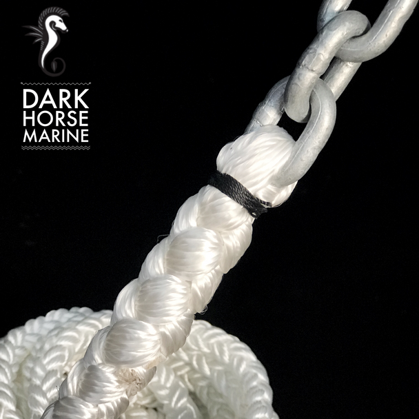 8-Plait Splice -New Rope