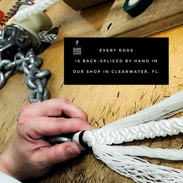 8-Plait Splice to Your (Used) Rope