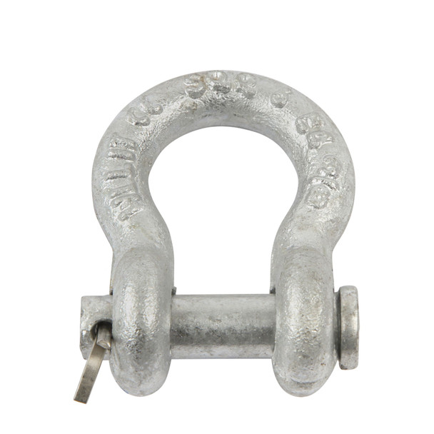 Pin and Screw Anchor Shackles