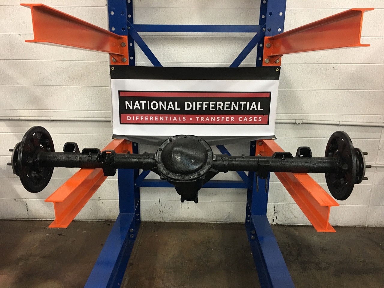 8.5-inch Rear Differential for 1988-1998 GMC 1500 Truck available with a 3.42 or 3.73 gear ratios