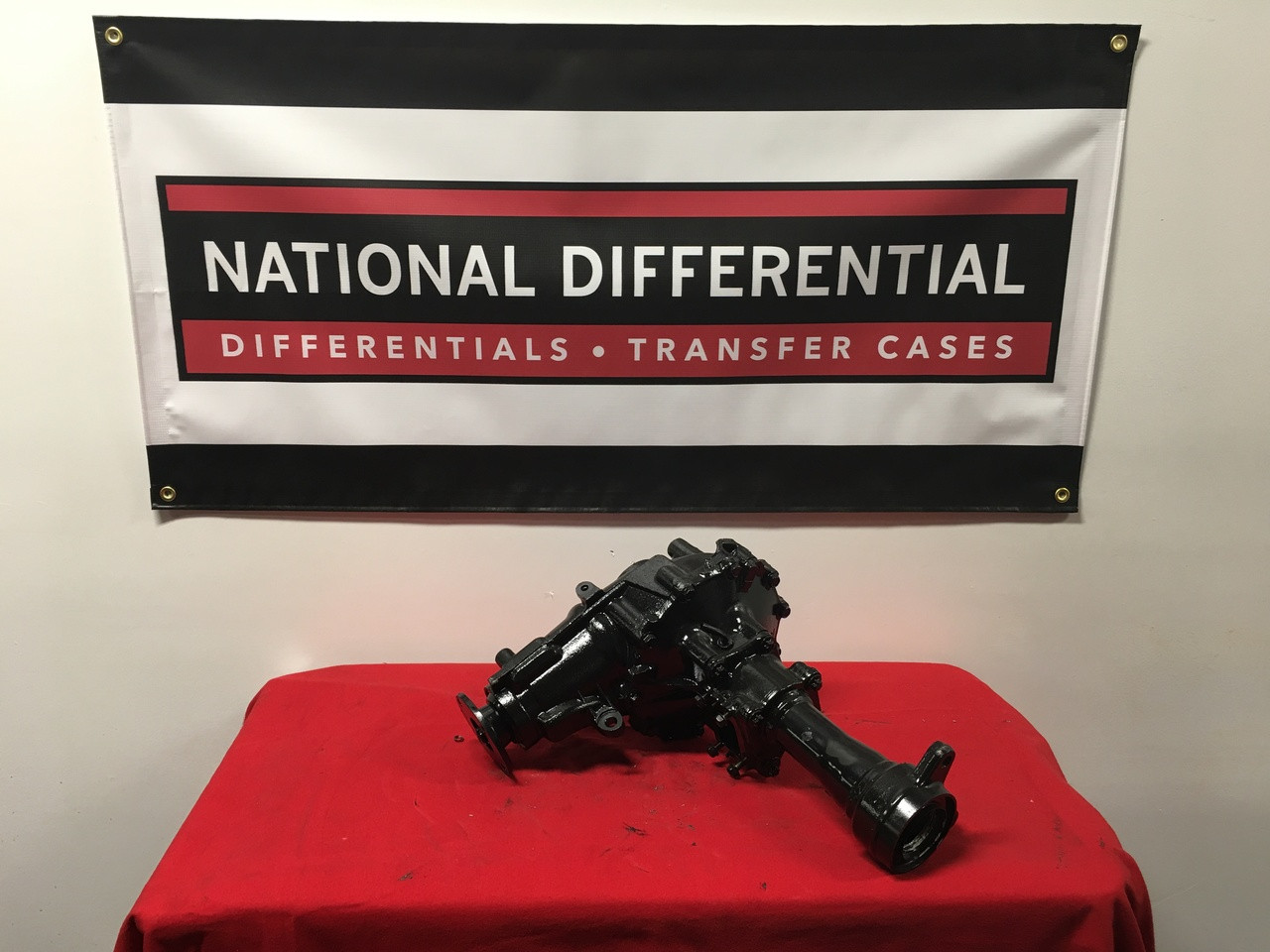 Toyota Tundra Front Differential 2000-2006