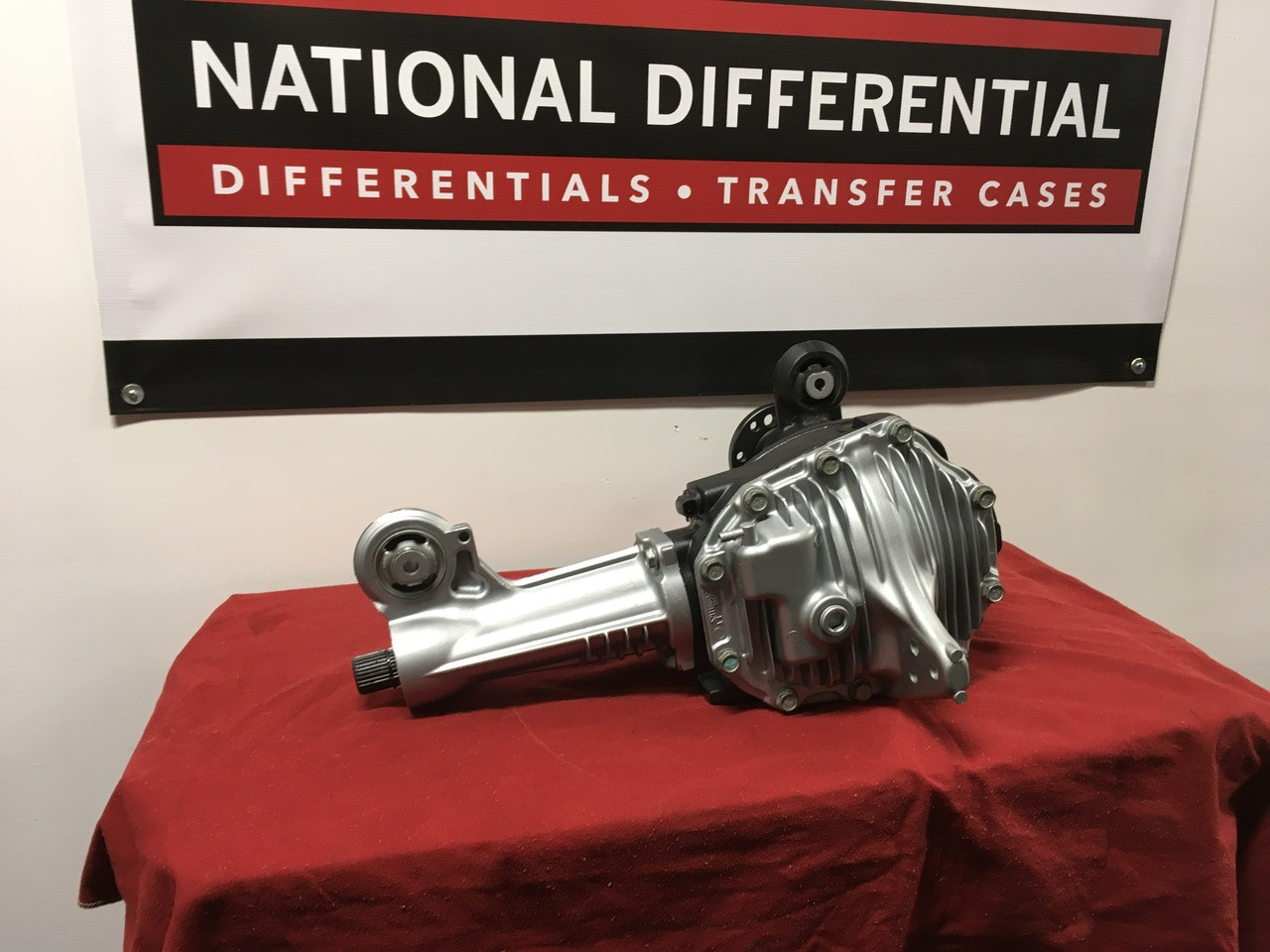 Jeep Grand Cherokee WK Front Differential w/ Electronic Locker 2005-2010