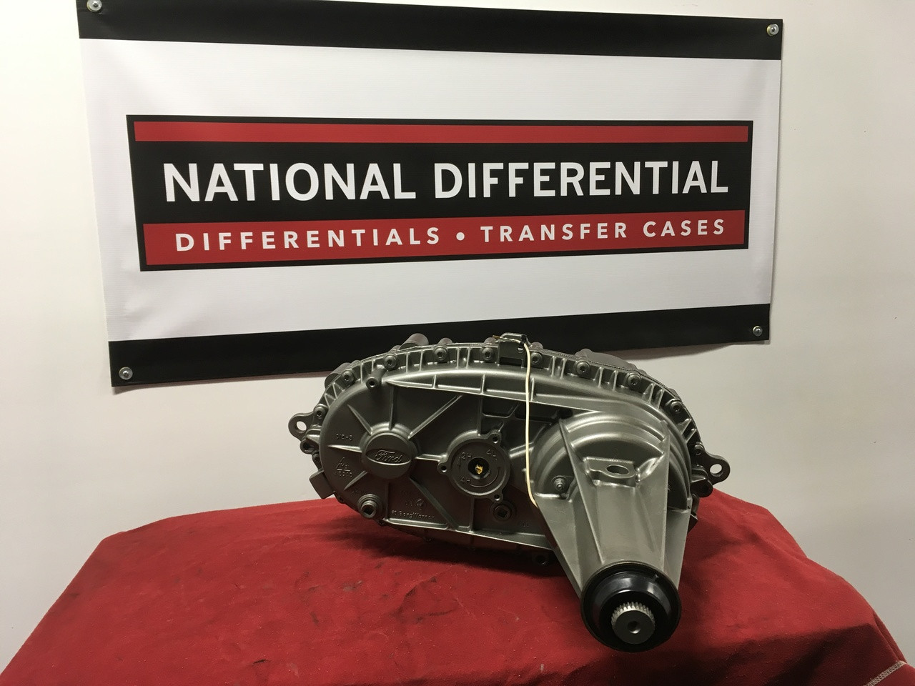 2002 ford f150 transfer case