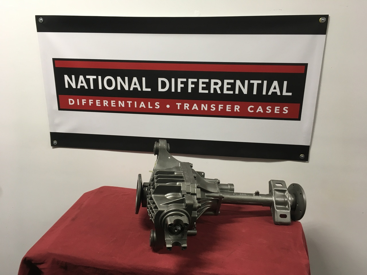 8.25-inch Front Differential for 1992-1998 Chevrolet Suburban available with a 3.42, 3.73, or 4.10 gear ratios