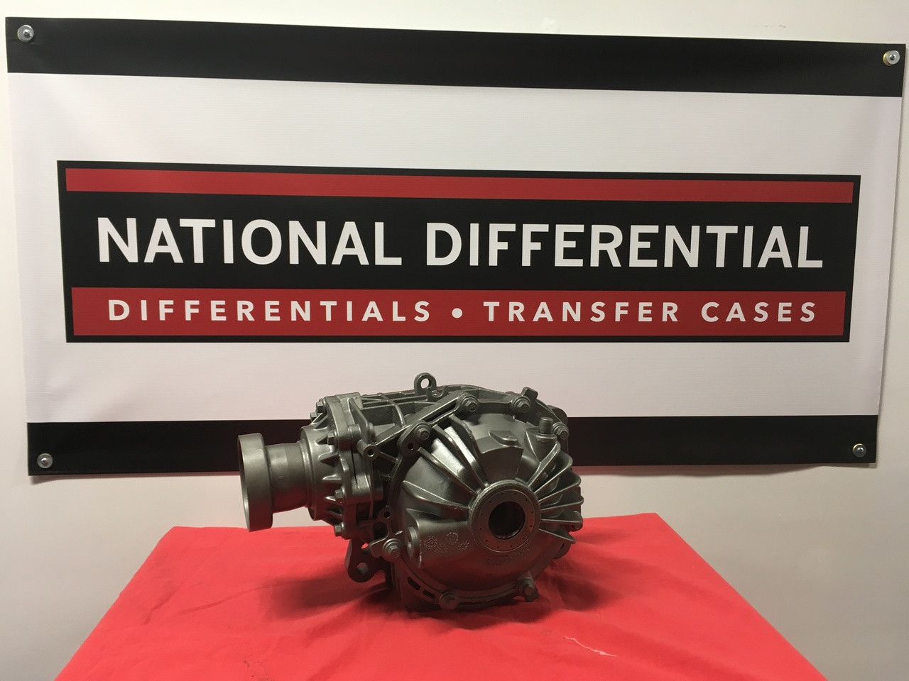 Front Differential for Cadillac SRX SUV with All-Wheel Drive and the 3.0L V6.