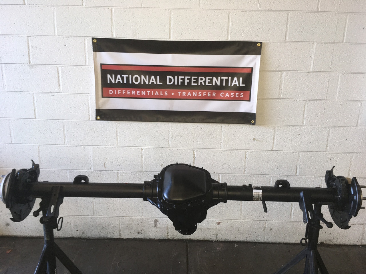 2009, 2010, 2011, 2012, 2013 or 2014 Ford F-150 Raptor Pickup Truck Rear Differential 9.75 Inch with E-Lock and 4.10 Gears from National Differential in Colorado Springs