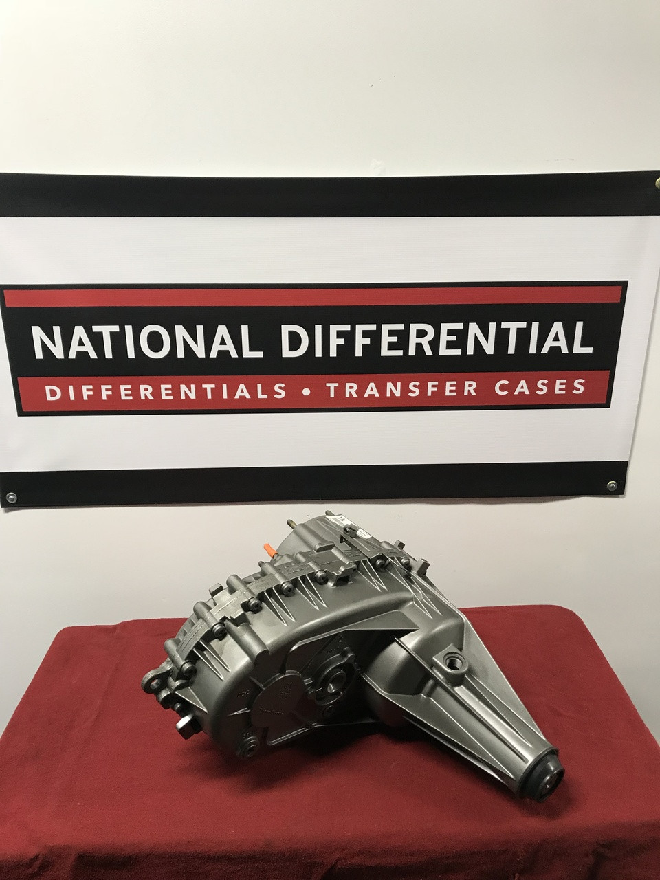 Borg Warner 4481 Transfer Case for All-Wheel Drive (AWD) GMC Denali SUV for years 2002-2007.
