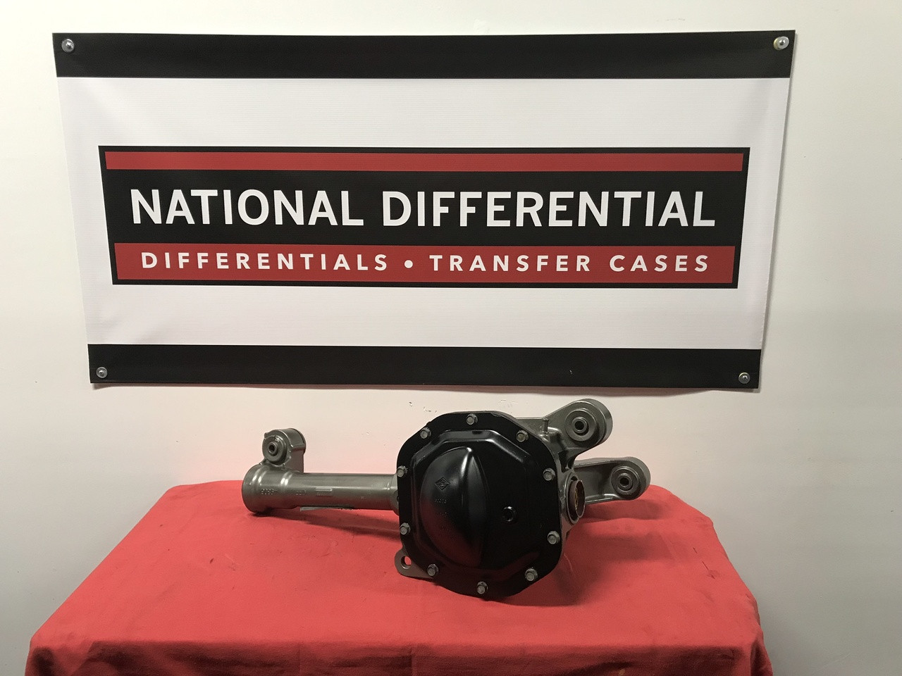 8.8-inch Front Differential for 2002-2005 Ford Explorer available with 3.55 or 3.73 gear ratios