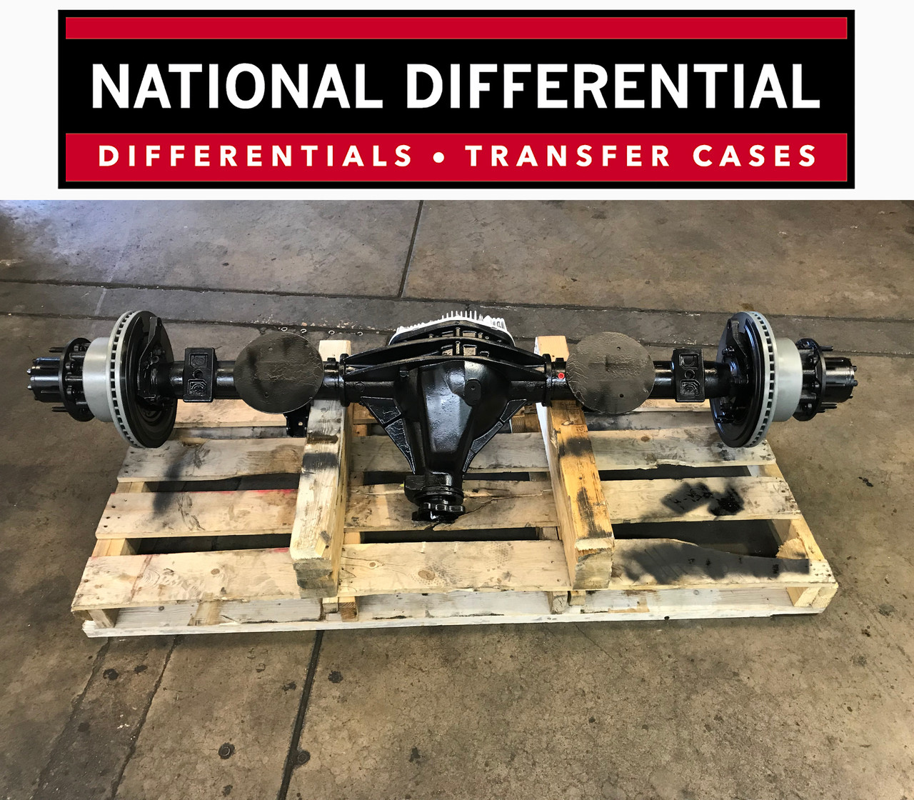 11.8 inch Rear Differential for 2014-2018 Dodge Ram 3500 Dually Pickup Trucks .  Available with 3.73, 4.10 or a custom gear ratio.