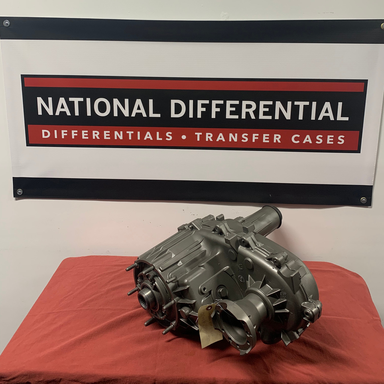 New Process NP 244 Transfer Case for 2001-2003 Dodge Durango with Manual Shift.