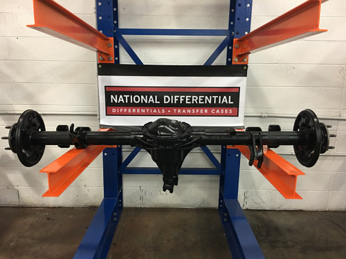 8.5-inch Rear Differential for 2007-2009 Chevrolet 1500 Truck available with a 3.42 or 3.73 gear ratios