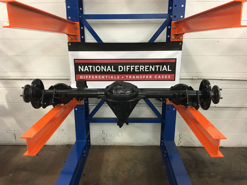 Jeep Wrangler Dana 35 Rear Differential for 1998, 1999, 2000, 2001, 2002, 2003, 2004, 2005, 2006