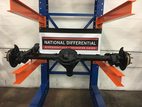Jeep Wrangler Dana 44 Rear Differential for 2008, 2009, 2010, 2011, 2012, 2013, 2014, 2015 with electronic locker.