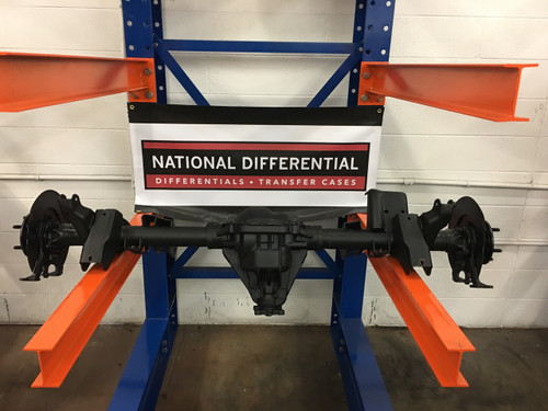 2005, 2006, 2007, 2008 Jeep Grand Cherokee 8.25-Inch Rear Differential